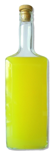 Homemade_limoncello